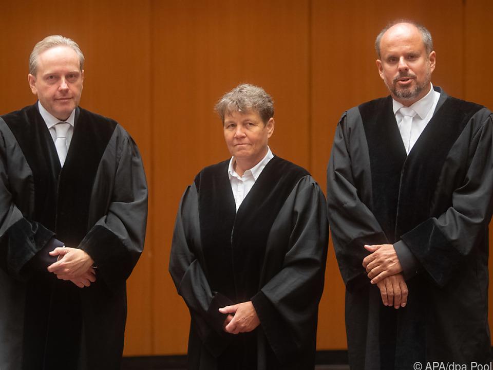 Staatsanwälte unter sich