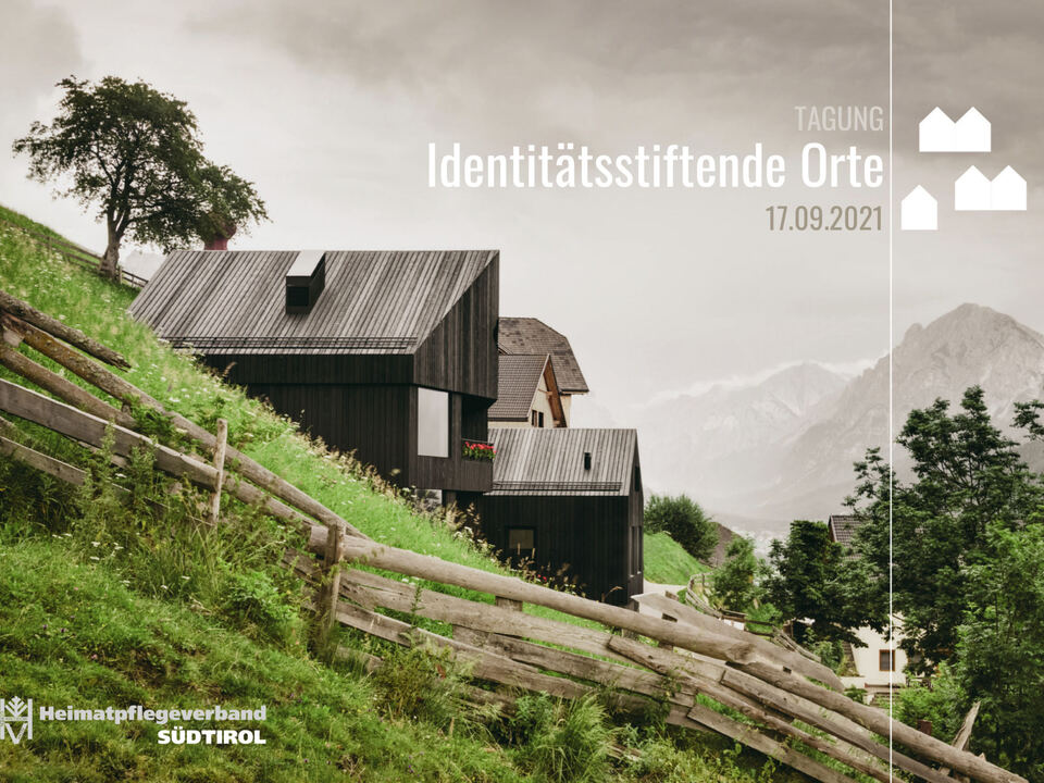 Tagung Identitätsstiftende Orte