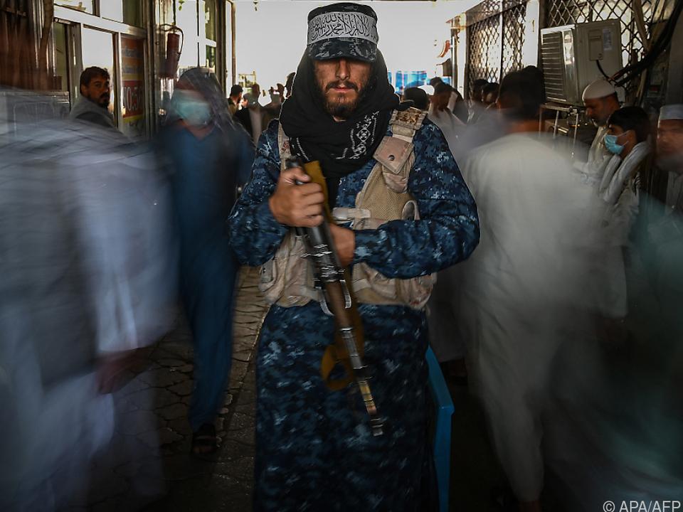 Taliban kontrollieren fast das ganze Land