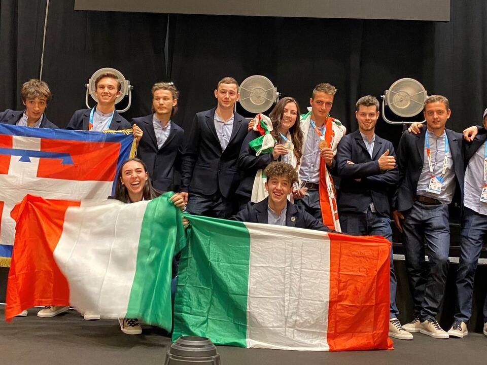 Team Italy Prämierung