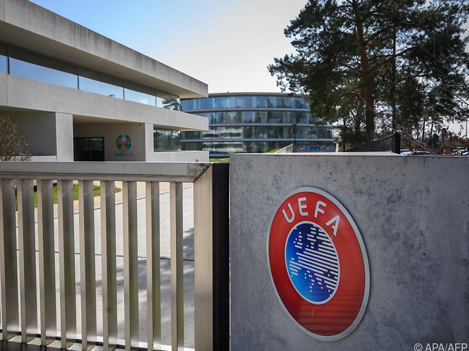 UEFA folgt einem Gerichtsentscheid in Spanien