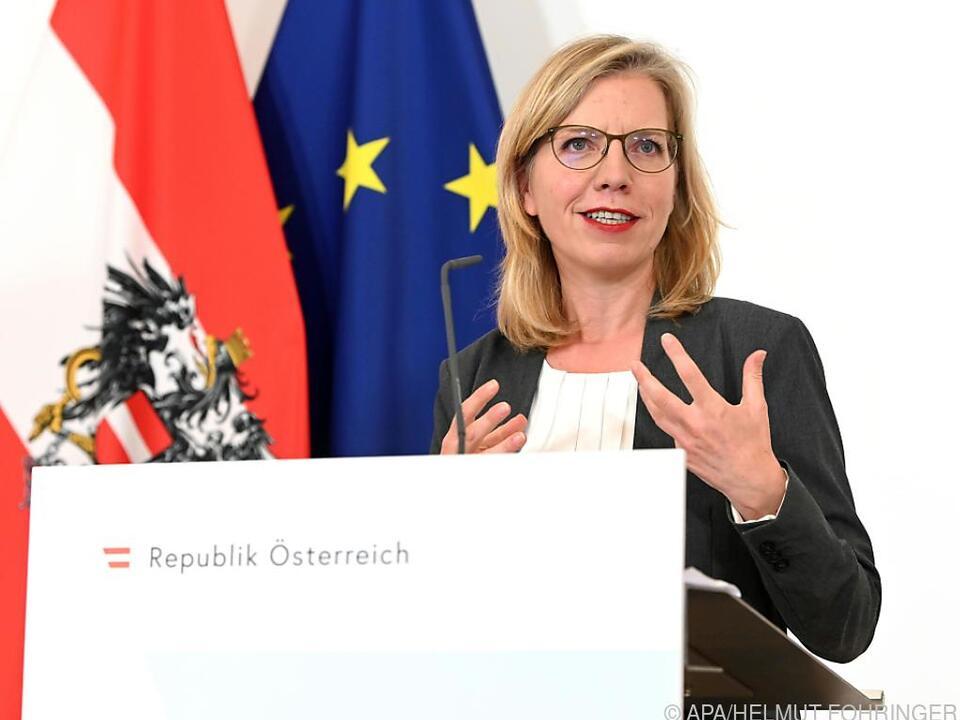 Umweltministerin Gewessler mobilisiert gegen Atomkraft in der EU