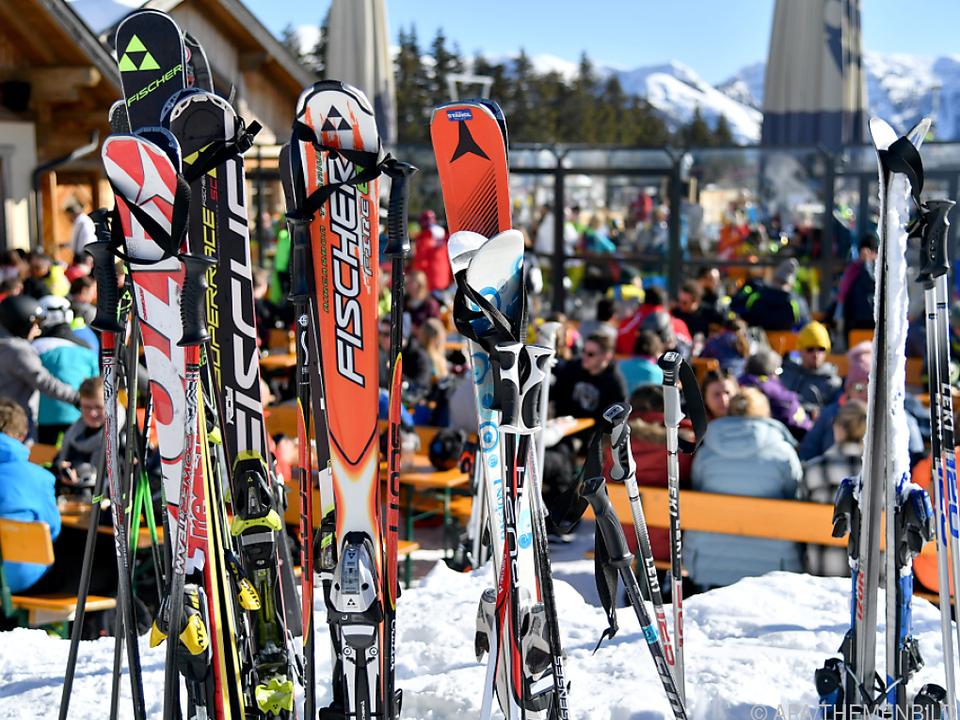 Unter strengen Regeln kann Après-Ski heuer stattfinden