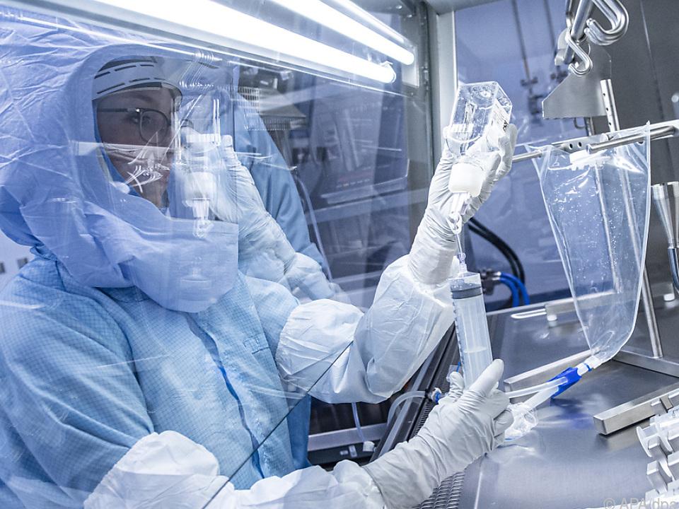 Unternehmen bereitet bereits Produktion von Kinderimpfstoff vor