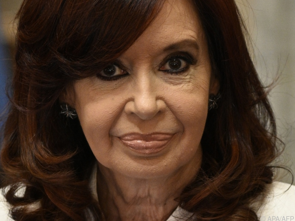 Vizepräsidentin Kirchner sorgt für Unruhe in Argentiniens Regierung