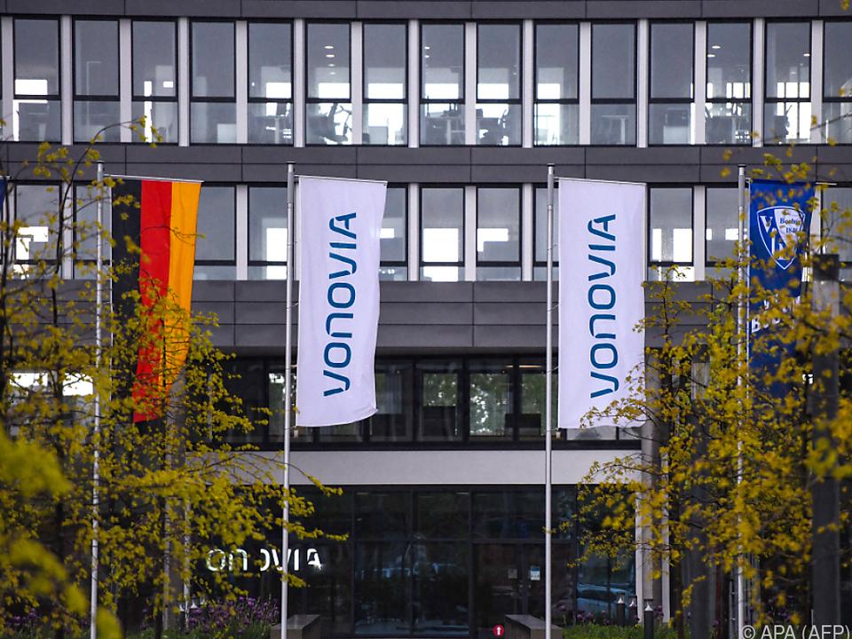 Vonovia wird zum deutschen Immobilienriesen