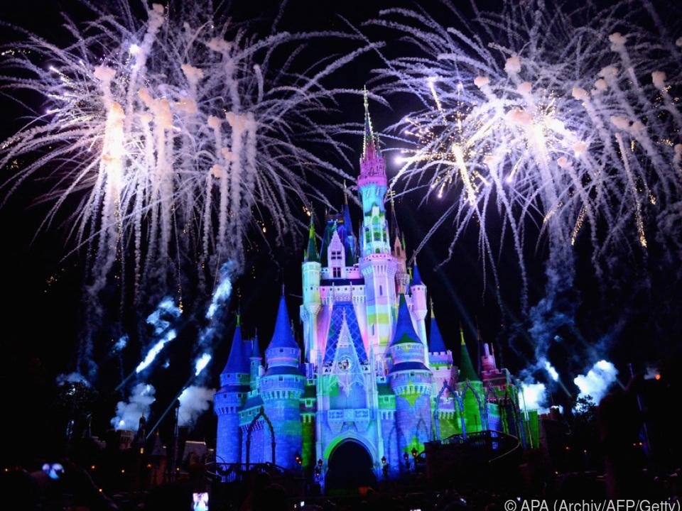 Walt Disney World wurde am 1. Oktober 1971 eröffnet