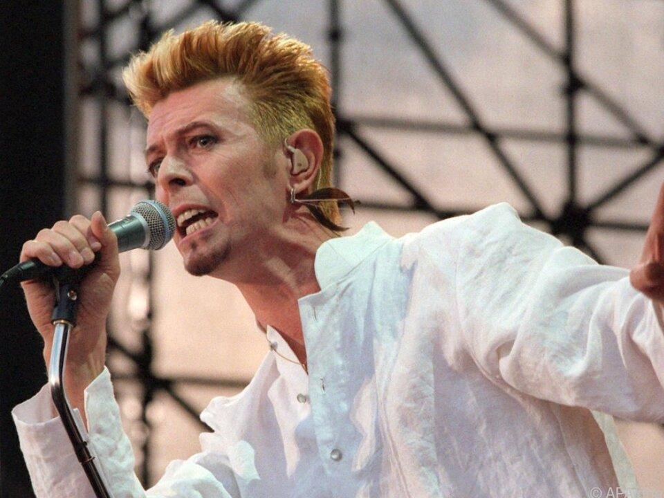 Werk aus dem Jahr 2001 soll knapp vor Bowies 75. Geburtstag erscheinen
