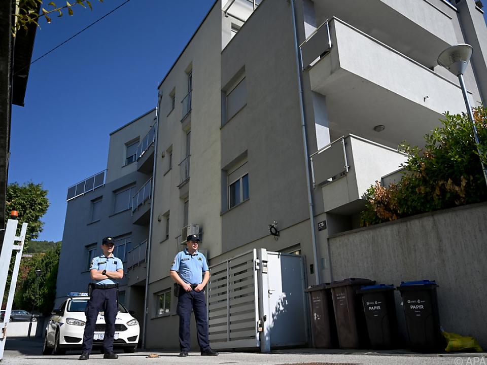 Wiener in Kroatien des dreifachen schweren Mordes beschuldigt