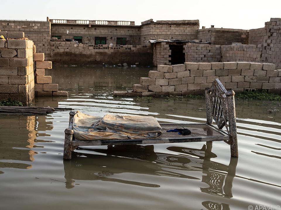 Zehntausende Häuser zerstört