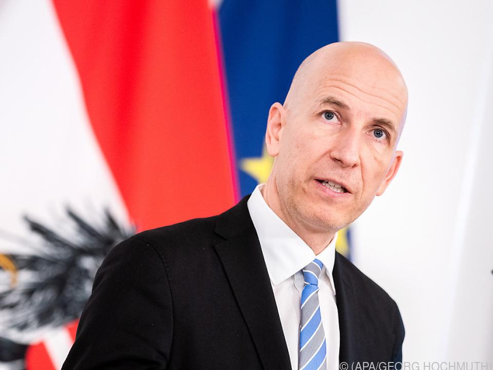 Arbeitsminister Kocher will die Arbeitslosenversicherung reformieren.