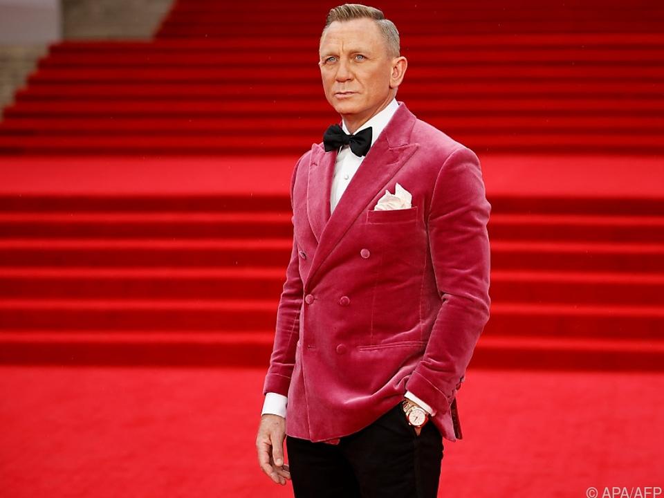 Auch Daniel Craig bekommt einen Stern