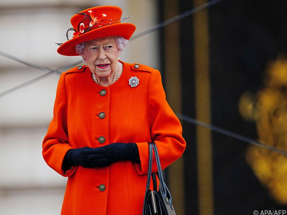 Auch Queen Elizabeth II. ist dabei