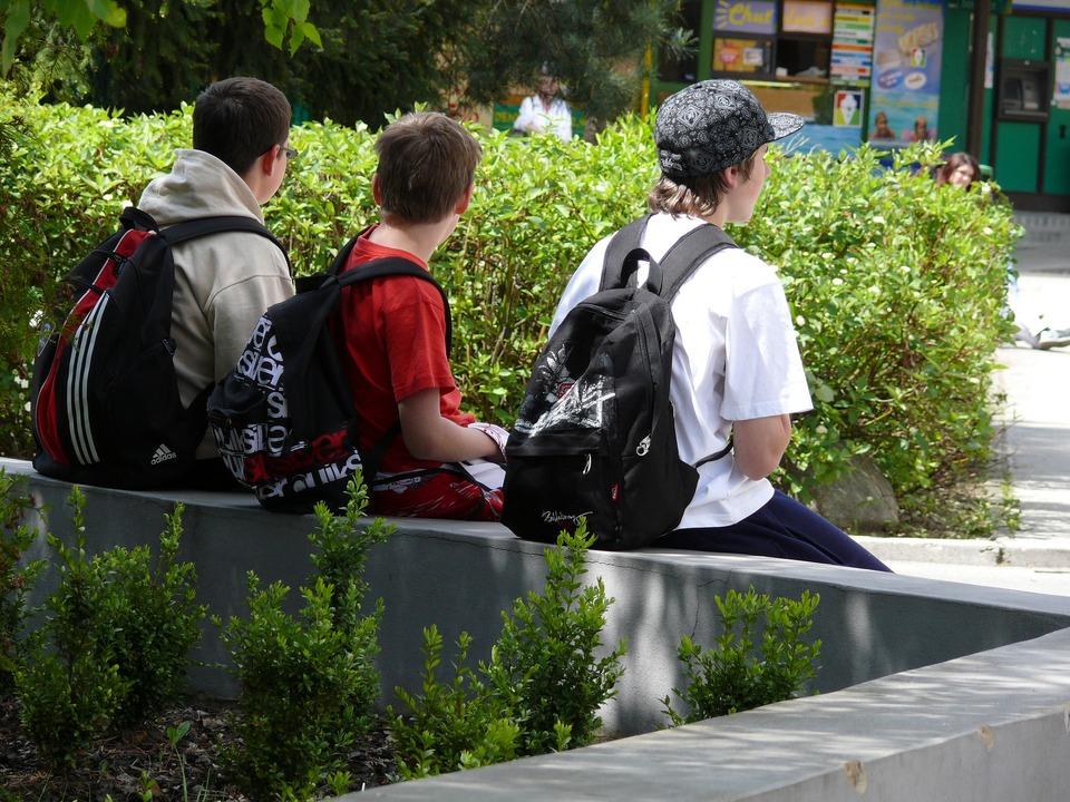 Rucksack Schüler