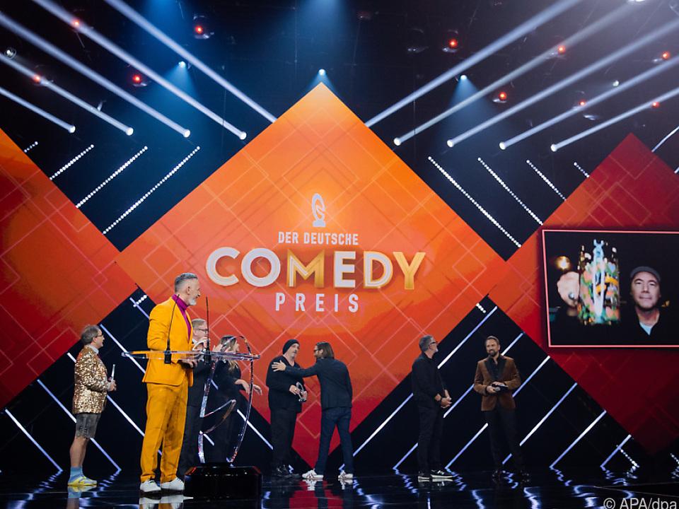 Comedy-Preis wurde in Köln vergeben