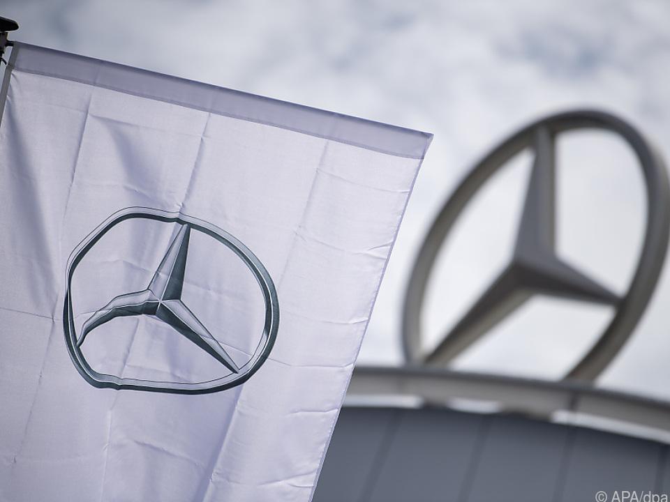 Daimler wird umgebaut
