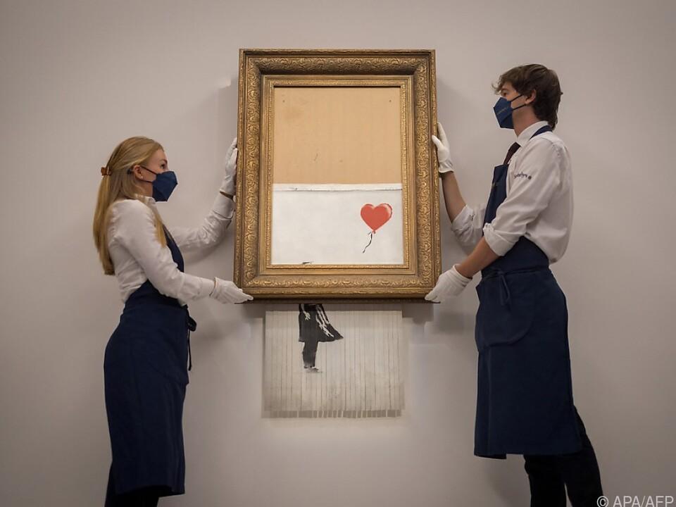 Das Kunstwerk brachte umgerechnet fast 19 Millionen Euro