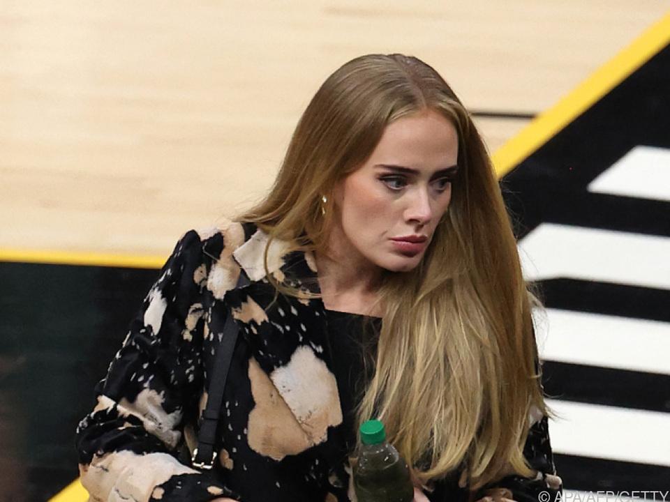 Demnächst gibt es neue Lieder von Adele zu hören