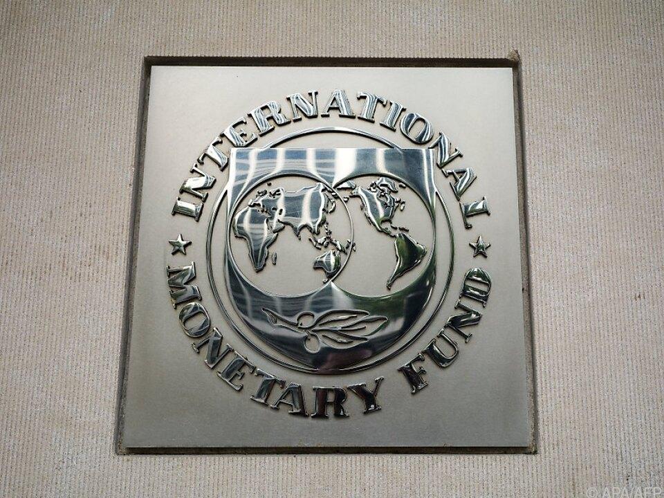 Der IWF hat seine Daten für die Eurozone aktualisiert