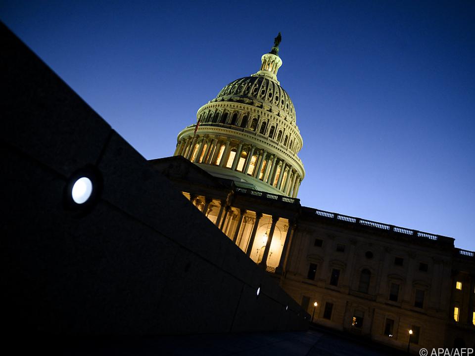 Der US-Senat votierte für eine Anhebung der Schuldenobergrenze
