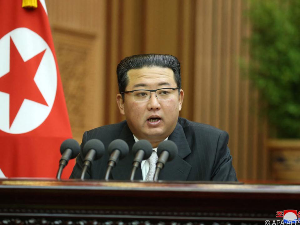 Diktator Kim hatte Kommunikationskanäle im August unterbrochen