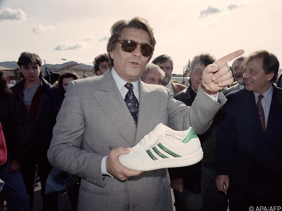 Ex-Adidas -Besitzer Bernard Tapie ist tot