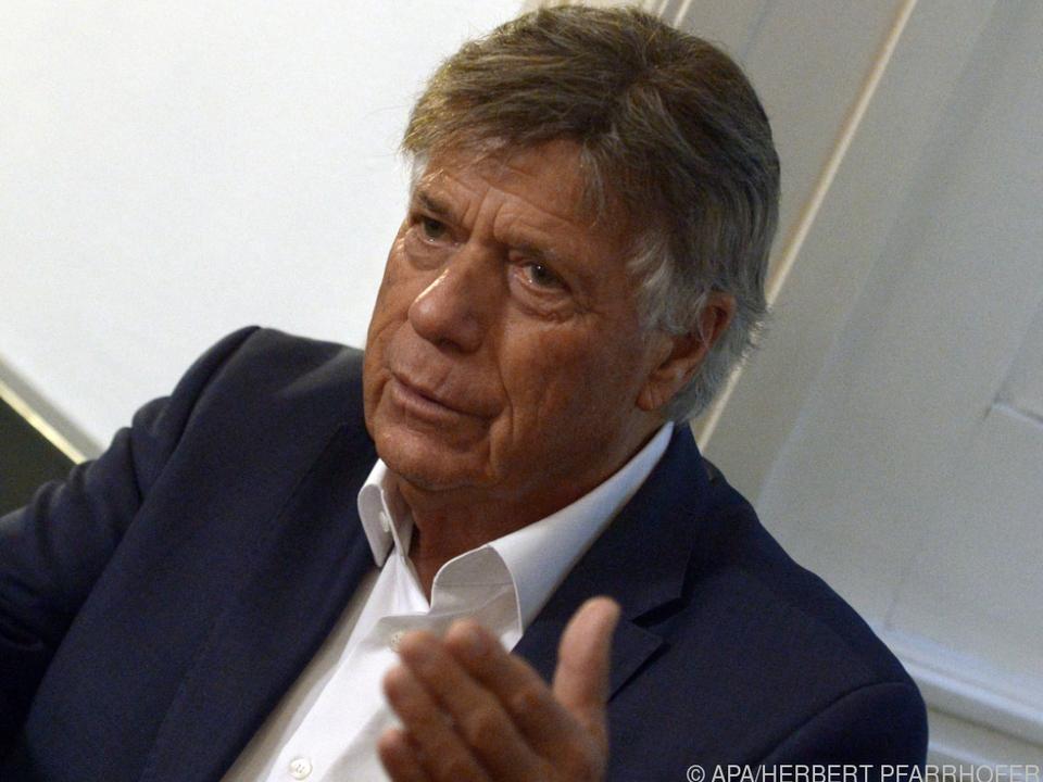 Ex-ÖSV-Chef Schröcksnadel dreht nun bei FIS an den Rädern