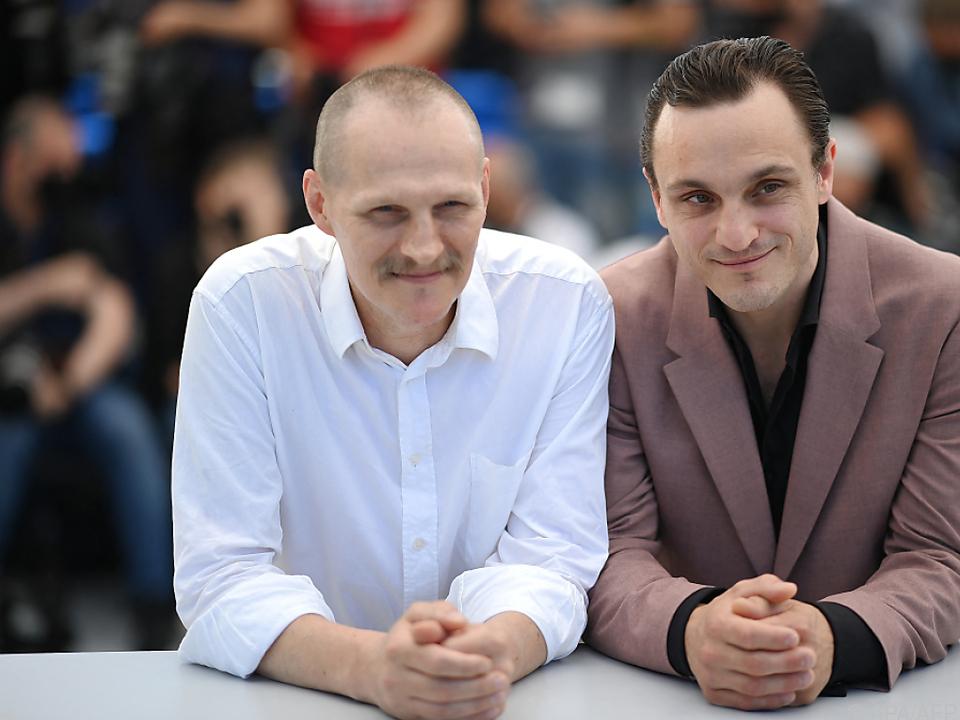 Friedrich und Rogowski können sich auf Hollywoodglanz freuen