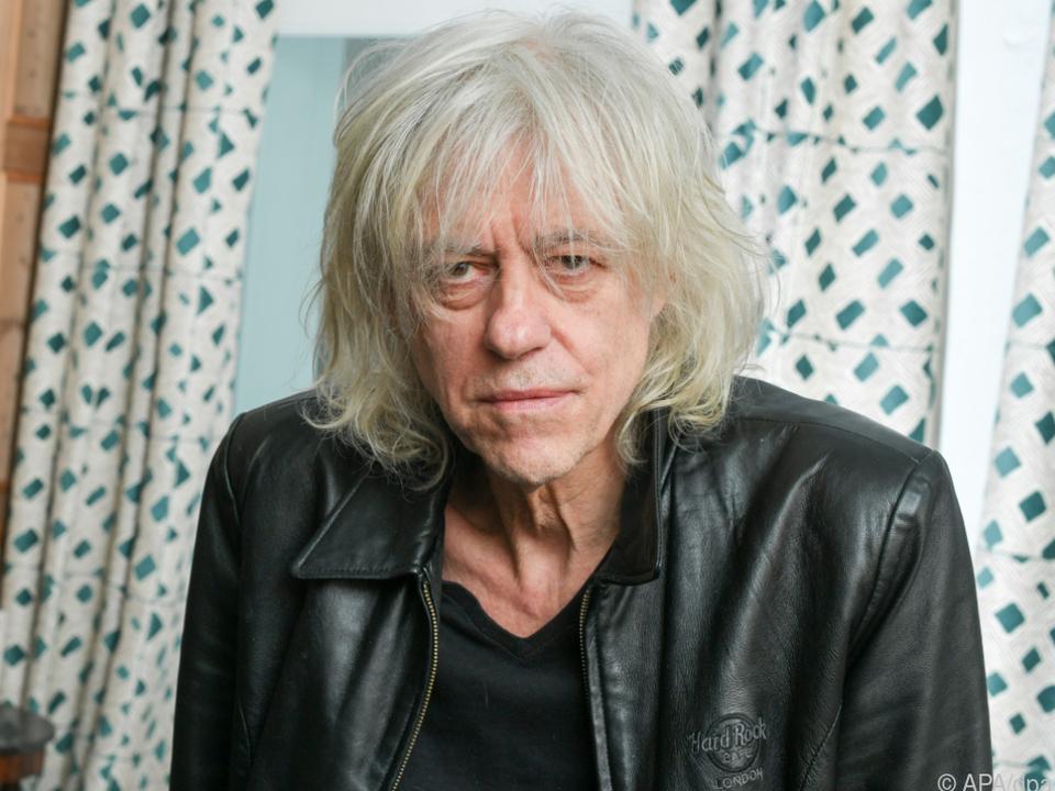 Geldof tritt wieder mit den Boomtown Rats auf
