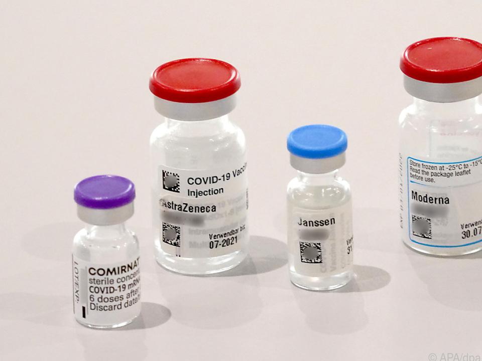 Global betrachtet sind relativ wenig Menschen vollständig geimpft