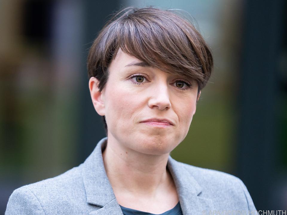 Grüne Klubchefin Maurer schließt Kurz-Rückkehr ins Kanzleramt aus