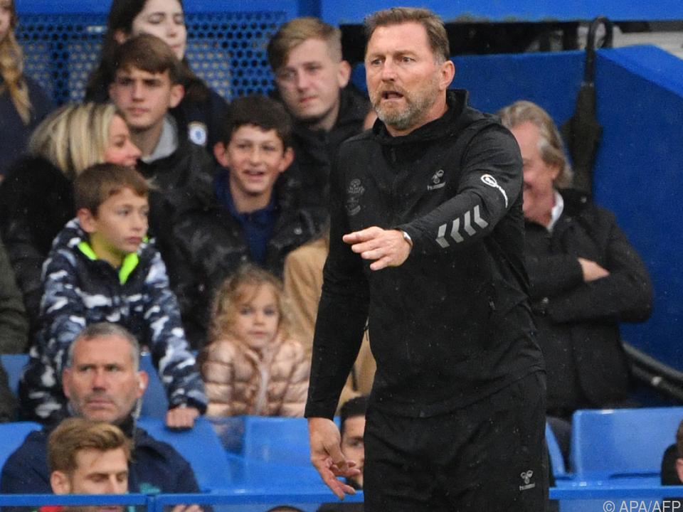 Hasenhüttl machte mit Southampton bei Chelsea gute Figur