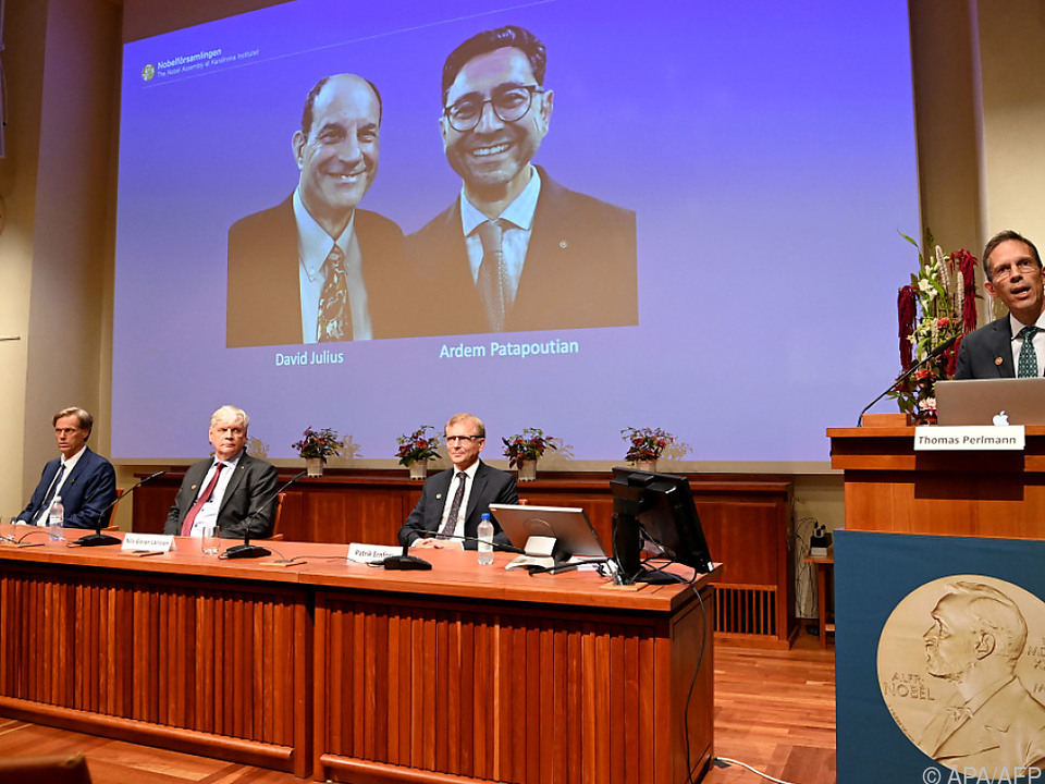 Höchste Medizin-Auszeichnung für zwei in den USA tätige Forscher