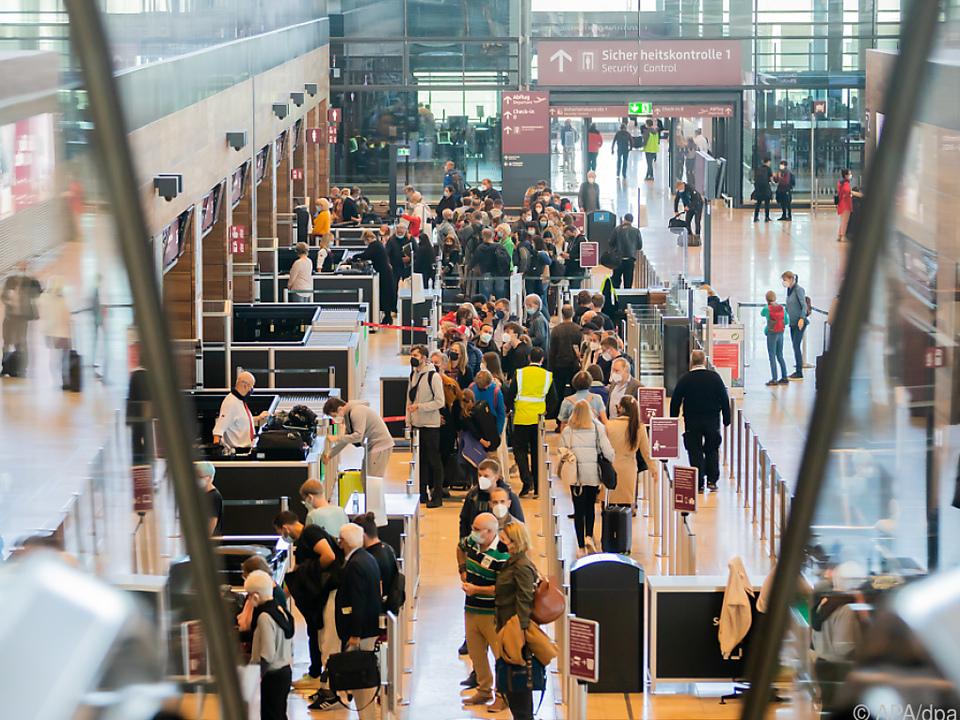 Katerstimmung am Berliner Flughafen