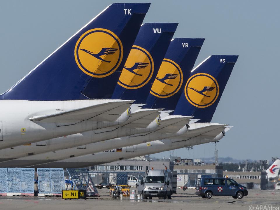 Lufthansa will kein Risiko eingehen