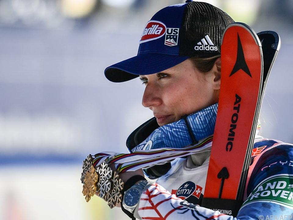 Mikaela Shiffrin plant wieder mehr Speed-Starts