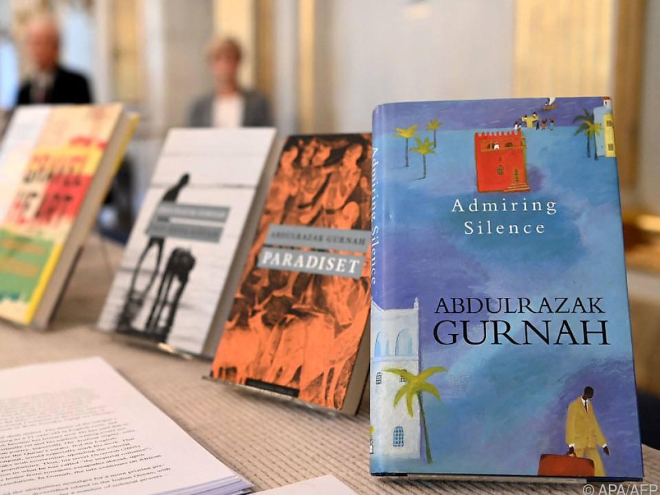 Neo-Literaturnobelpreisträger Abdulrazak Gurnah hat ein breites Oeuvre