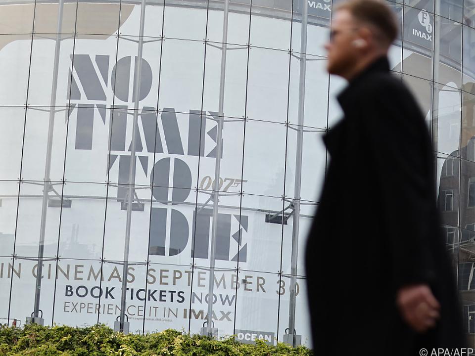 Neuer Bond-Film läuft auch in Österreich gut