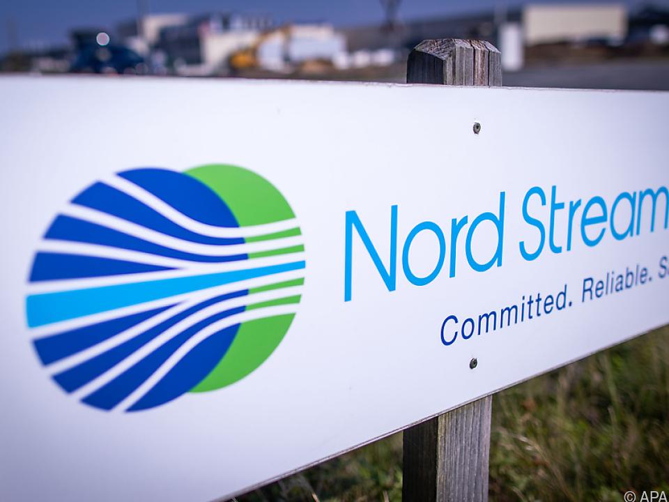Nord Stream 2 erstmals mit Gas befüllt