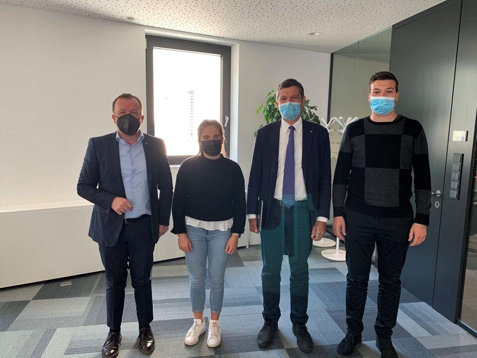 PM HGJ-Pustertal trifft Landesrat  Daniel Alfreider