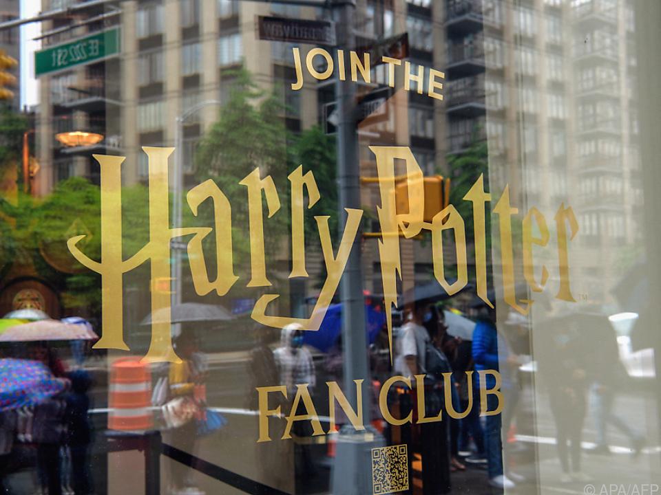 Potter-Fanclub wird wohl keine verkleidete Autorin zu sehen bekommen