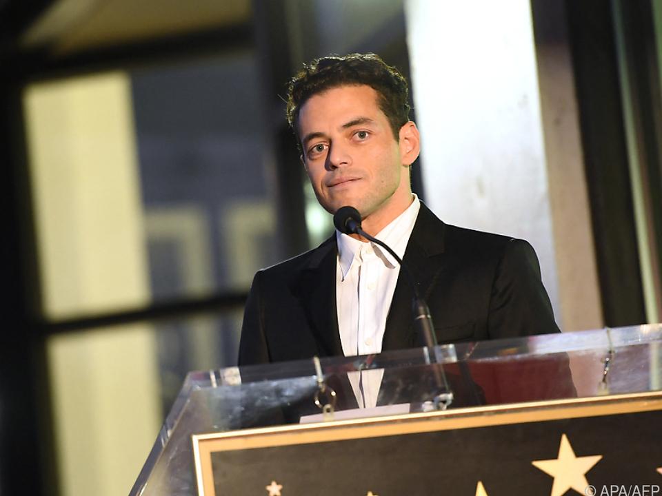 Rami Malek erzählte von Begegnung mit Herzogin Kate