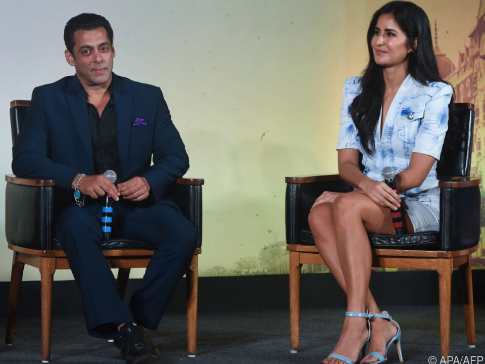 Salman Khan und Katrina Kaif