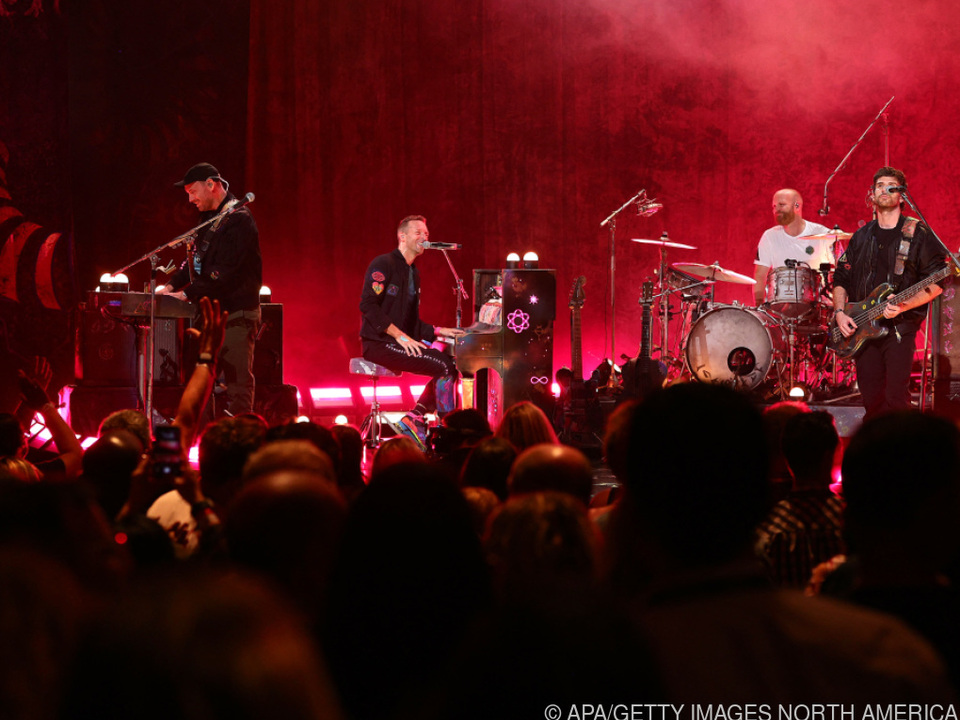 Seit 25 Jahren sind Coldplay zusammen erfolgreich
