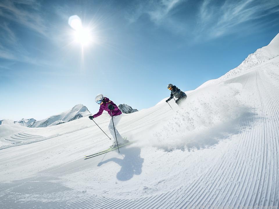 Skiurlaub ist beliebt
