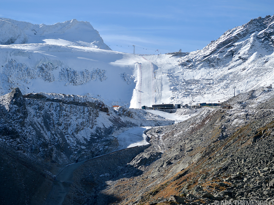 Sölden plant bei Ski-Weltcup-Auftakt zumindest 5.000 Zuschauer ein