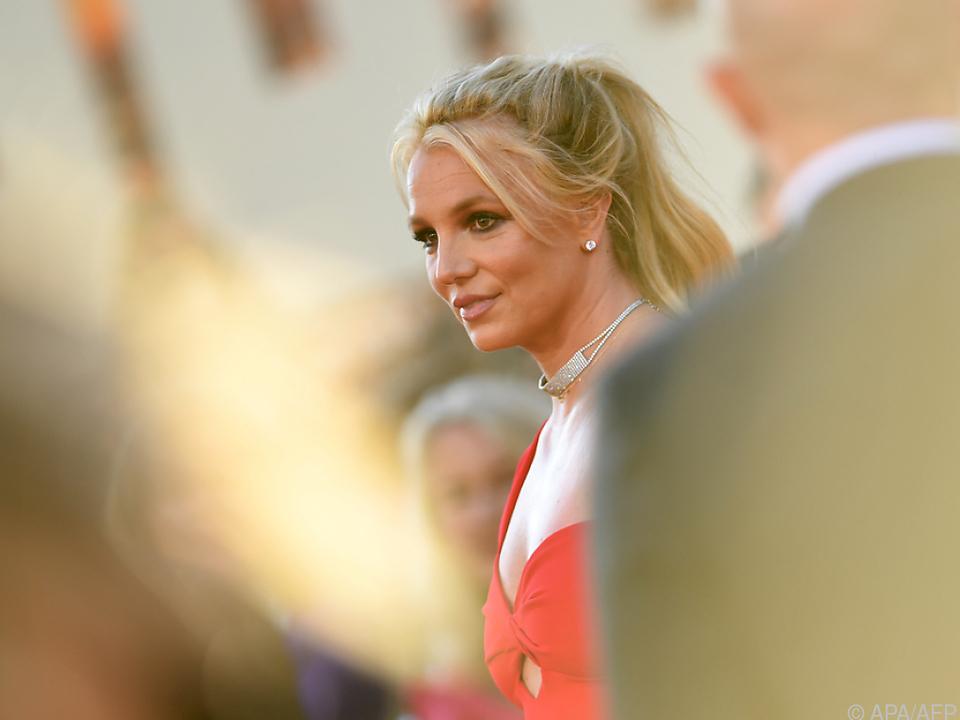 Spears feierte den Gerichtsentscheid mitten in einem tropischen Urlaub
