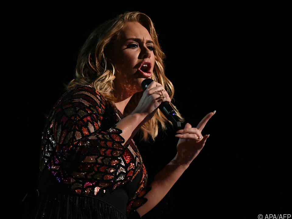 Spekulationen um nächstes Album von Adele