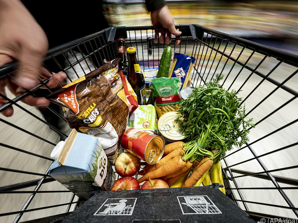Supermärkte profitierten vom Gastro-Lockdown.