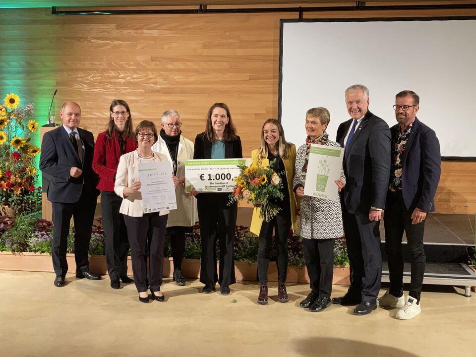 Trauttmansdorff_European Award Ecological Gardening